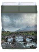Sligachan - Isle Of Skye Duvet Cover