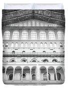 Smithsonian National Building Mus Duvet Cover