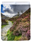 Snowdonia National Park - Duvet Cover