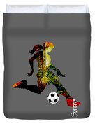 Soccer Collection Duvet Cover