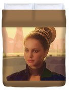 Star Wars Characters Poster Duvet Cover