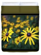 Summer Garden Duvet Cover