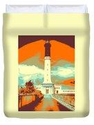 The Lighthouse Duvet Cover