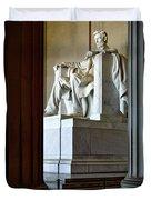 The Lincoln Memorial Duvet Cover