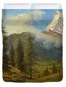 The Matterhorn Duvet Cover