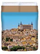 Toledo, Spain Duvet Cover