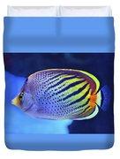 Tropical Fish Duvet Cover