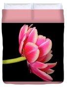 Tulip  Macro Duvet Cover