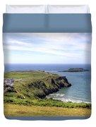 Wales Uk Duvet Cover
