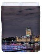 Westminster - London Duvet Cover