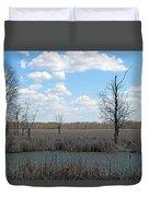 Wetlands Duvet Cover
