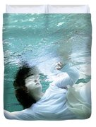 You Are The Ocean And I Am Drowning Duvet Cover