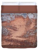 Rusty Metal Duvet Cover