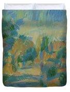 Landscape Duvet Cover