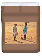 Mozambique Duvet Cover