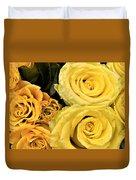,, Flowers ,, Duvet Cover