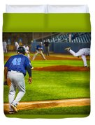 42 Coming Home Duvet Cover
