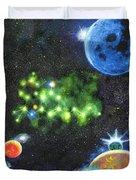 420 Space Duvet Cover