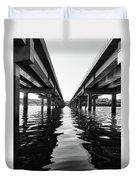 422 Bridge Duvet Cover
