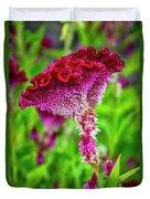 4390- Flower Duvet Cover