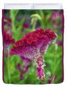 4393- Flower Duvet Cover