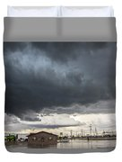 7th Storm Chase 2015 Duvet Cover