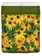 4400- Flowers Duvet Cover