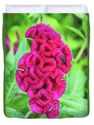 4408- Flower Duvet Cover
