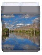 47- Everglades Serenity Duvet Cover