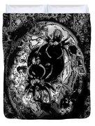 Abstract Orgone Duvet Cover