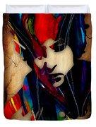 Bob Dylan Collection Duvet Cover