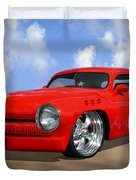 49 Mercury Duvet Cover by Mike McGlothlen