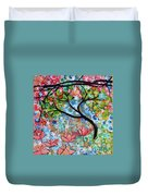 3rd Day Of Creation 201809 Duvet Cover