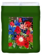 4th Of July Surprise  Duvet Cover