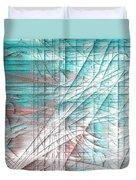 4x3.133-#rithmart Duvet Cover