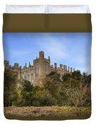 Arundel Castle Duvet Cover