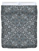 Aztec Navajo Pattern Background Duvet Cover
