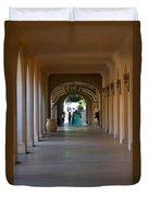 Balboa Park, San Diego Duvet Cover