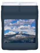 Beauty Of Yosemite Duvet Cover