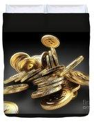 Bitcoin Duvet Cover