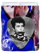 Bob Dylan Art Duvet Cover