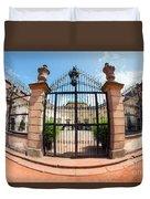 Buchlovice Castle Duvet Cover
