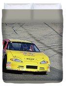 5 Can Race Duvet Cover