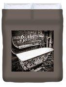 5 Cent Bath Duvet Cover