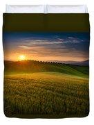 Cereal Fields Duvet Cover