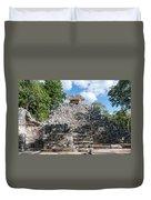 Conjunto Pinturas At The Coba Ruins  Duvet Cover
