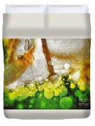 Cow With Bell Duvet Cover