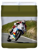 Dan Kneen Duvet Cover