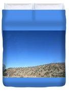 Desert Landscape Duvet Cover