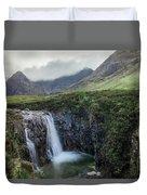 Fairy Pools - Isle Of Skye Duvet Cover